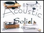 Acoustic Solid Phono Laufwerke